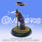 Camila the Old Witch Resinburg Citizen - Hexy Store