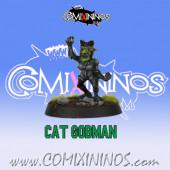 Goblins - Goblin nº 4 Cat Gobman of GOBham Asylum Team - Labmasu