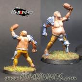Humans - Fat Bastards Catcher nº 1 - Meiko Miniatures