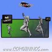 Wood Elves - Cabiri Wood Elf Catcher nº 1 - MK1881