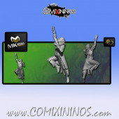 Wood Elves - Cabiri Wood Elf Catcher nº 3 - MK1881