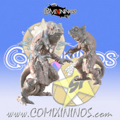 Lizardmen - Chameleon nº 1 - SP Miniaturas
