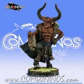 Evil / Demons - Skull Devils Chaos Coach - Goblin Guild