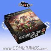 Evil Chosen - Deluxe Boxed Team of 15 Players with Minotaur - Willy Miniatures