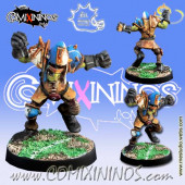 Evil Dwarves - Hobgoblin nº 3  - Meiko Miniatures
