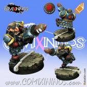 Evil Dwarves - Star Player Evil Dwarf with Blunderbuss - Mano di Porco