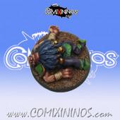 Evil Dwarves - Wounded Evil Dwarf - Goblin Guild