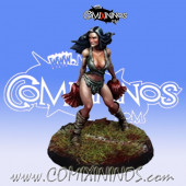 Evil Pact  - Evil Pact Cheerleader - Willy Miniatures
