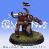 Evil Pact - Marauder nº 2 -  Willy Miniatures