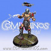 Evil Pact - Marauder nº 4 -  Willy Miniatures