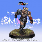 Evil Pact - Marauder nº 6 -  Willy Miniatures