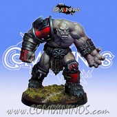 Big Guys - Ogre of Willy Evil Pact Team - Willy Miniatures