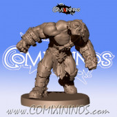 Orcs - Evil Pact Orc Renegade - Willy Miniatures