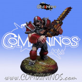 Orcs - Ugrot Orcsaw Chainsaw - Willy Miniatures