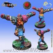 Evil - Evil Warrior nº 1 - Mano di Porco