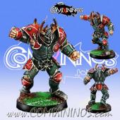 Evil - Resin Evil Warrior nº 2 - Willy Miniatures