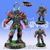 Evil - Resin Evil Warrior nº 4 - Willy Miniatures
