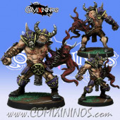 Evil Pact - Mutated Ogre - Meiko Miniatures