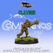 Goblins - Goblin nº 3 Clay Gob of GOBham Asylum Team - Labmasu
