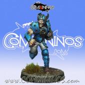 Humans - Cliff Overmars Star Player - SP Miniaturas