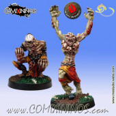 Undead / Necromantic - Set A of 2 Ghouls nº 1 and 2 - Mano di Porco