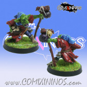 Goblins / Underworld - Goblin Wizard - Goblin Guild