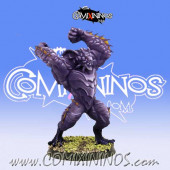 Lizardmen / Frogmen - Dagon Deep Ones Ancient Beast - SP Miniaturas