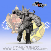 Big Guys - Damned Star Player Minotaur nº 3 - SP Miniaturas