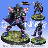 Dark Elves - Dark Elf Assassin nº 1 - Meiko Miniatures