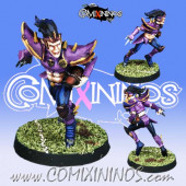 Dark Elves - Dark Elf Blitzer nº 3 - Meiko Miniatures