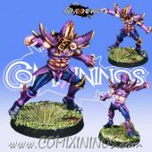 Dark Elves - Dark Elf Blitzer nº 4 - Meiko Miniatures