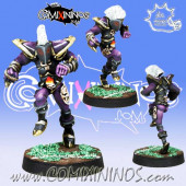 Dark Elves - Dark Elf Blitzer Kurgan - Meiko Miniatures