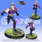 Dark Elves - Dark Elf Runner nº 1 - Meiko Miniatures