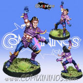 Dark Elves - Dark Elf Runner nº 2 - Meiko Miniatures