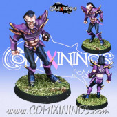 Dark Elves - Dark Elf Lineman nº 1 - Meiko Miniatures