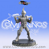 Dark Elves - Dark Elf Lineman nº 1 - Iron Golems
