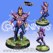 Dark Elves - Dark Elf Lineman nº 2 - Meiko Miniatures