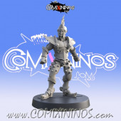 Dark Elves - Dark Elf Lineman nº 2 - Iron Golems
