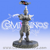 Dark Elves - Dark Elf Lineman nº 4 - Iron Golems