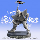 Dark Elves - Dark Elf Lineman nº 5 - Iron Golems