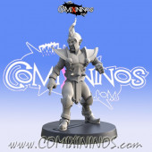 Dark Elves - Dark Elf Lineman nº 6 - Iron Golems