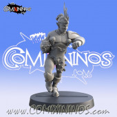 Dark Elves - Dark Elf Runner nº 2 - Iron Golems