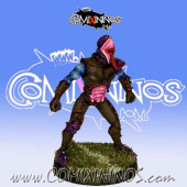 Dark Elves - Dark Elf Lineman nº 2  - Uscarl Miniatures