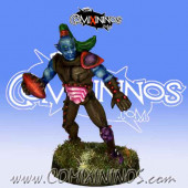 Dark Elves - Dark Elf Runner nº 1 - Uscarl Miniatures