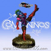 Dark Elves - Dark Elf Witch nº 2 - Uscarl Miniatures