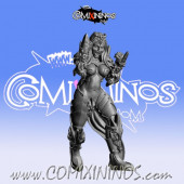 Dark Elves - Occulte Predators Blitzer A - Games Miniatures