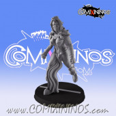 Dark Elves - Occulte Predators Extra Linewoman F - Games Miniatures