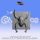 Occulte Predators Dark Elf Token - Games Miniatures