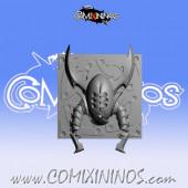 Occulte Predators Dark Elf Token - Games Miniatures