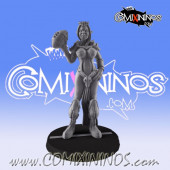 Dark Elves - Occulte Predators Bench Runner D - Games Miniatures